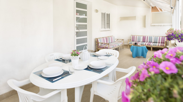Villa Torre, 50 meters from the beach